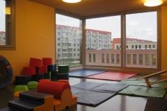 Salle psychomotricité